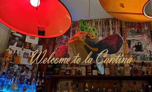 Welcome to la Cantina